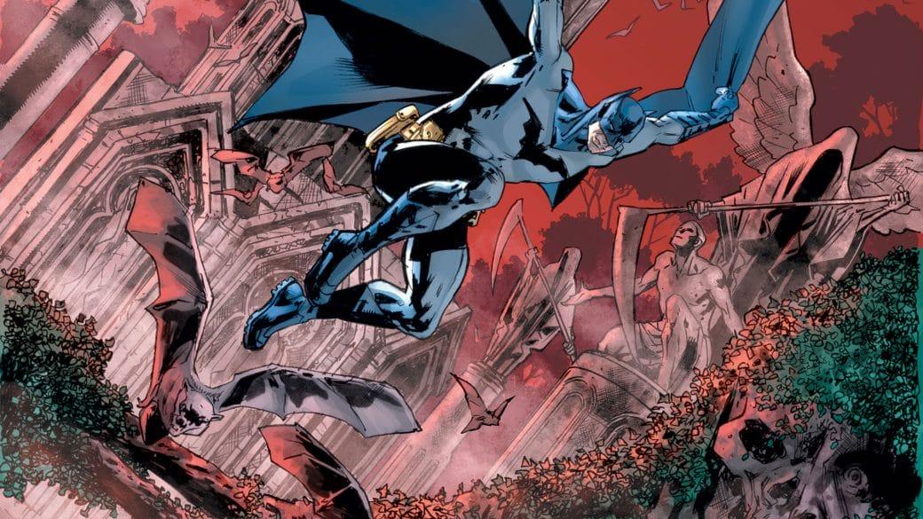 Pat-man's Batman