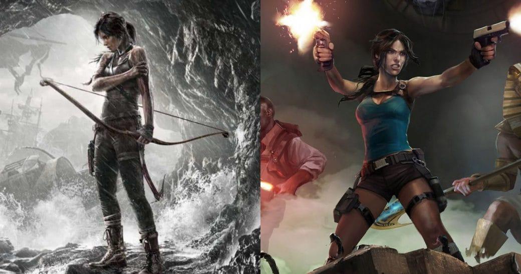 Tomb Raider Square Enix Makes Tomb Raider Free As People Are Self