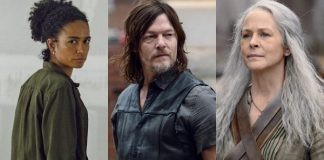 Daryl Has Never Been In A Relationship On The Walking Dead. Checkout Reason Behind It.