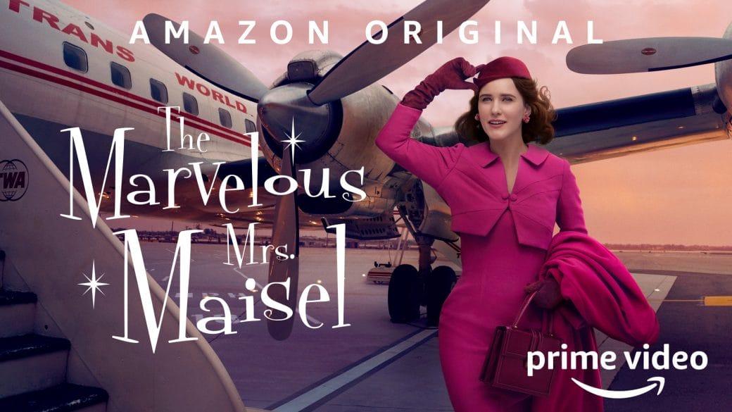 Marvelous Mrs Maisel Staffel 2