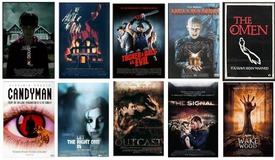 Best Horror Movies to Watch on Netflix!