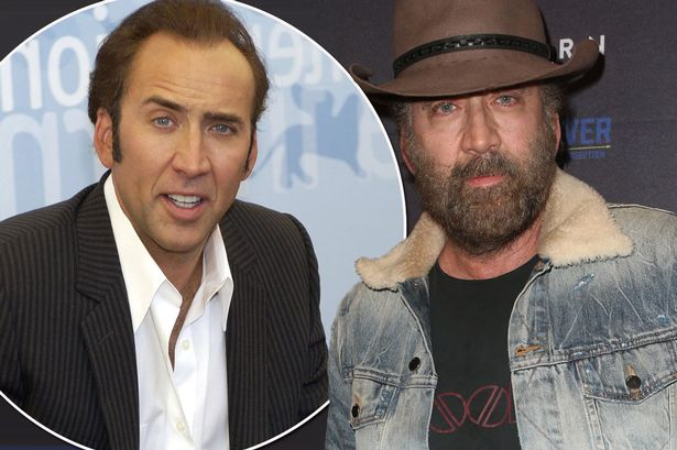 Nicolas Cage in the race for role in exceptional film