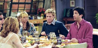 Friends: Most Memorable Thanksgiving Fights!