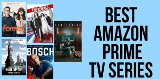 Top 10 Series You Need To Watch On Amazon Prime