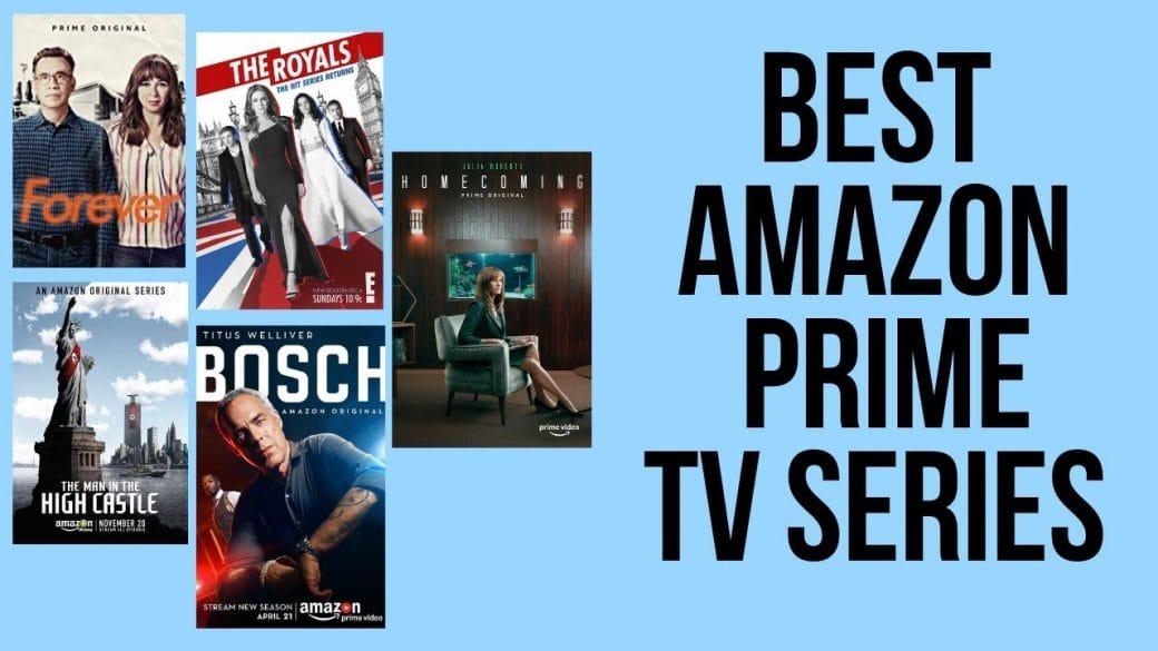 Beste Amazon Prime Serien