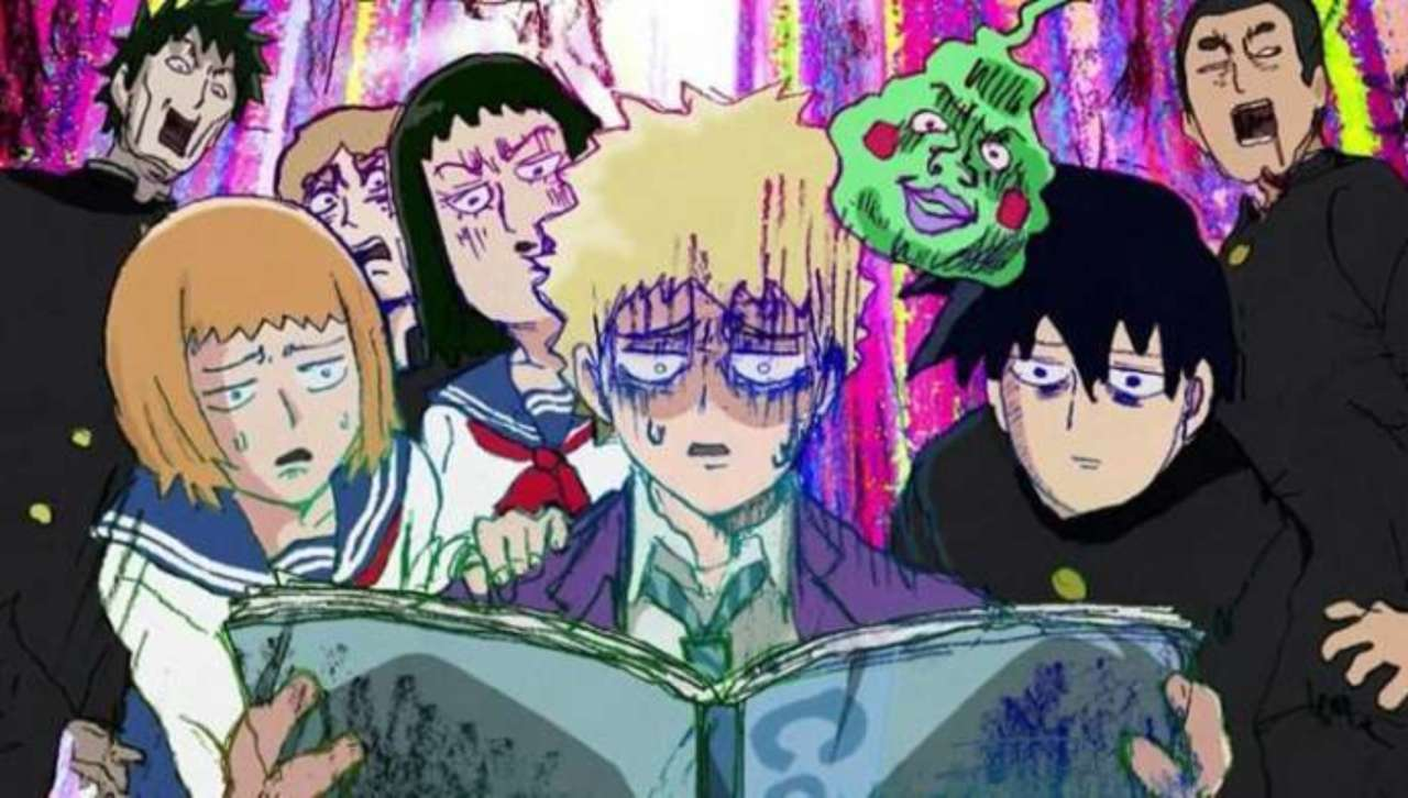 Mob Psycho 100 And One Piece To Have A Combined Manga?!