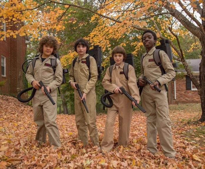 Stranger Things Season 4: Case Seen In Behind The Scenes Video For ...