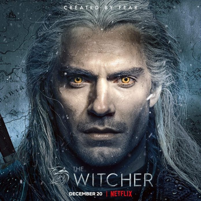 THIRSTY: Henry Cavill dehydrated self to look more ripped in 'The Witcher'