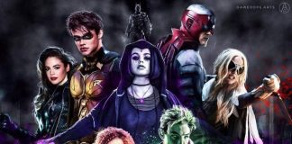 DC's Titans Season 3