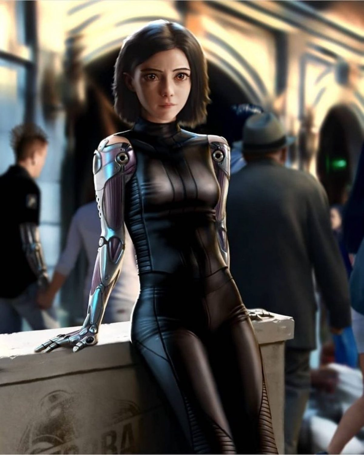 Image result for Alita Battle Angel 2