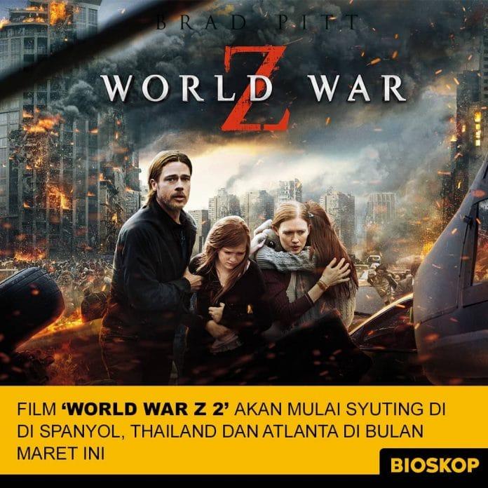 Most Awaited World War Z 2 Is Releasing Soon, Cast, What