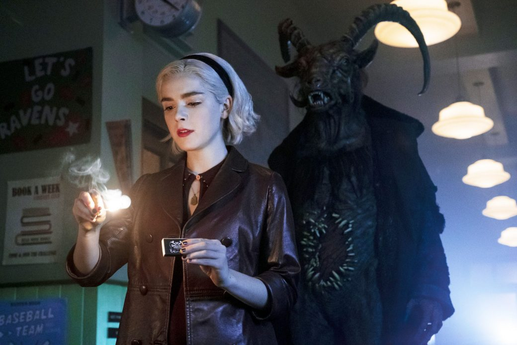 Chilling Adventures Of Sabrina Season 3 Prepare To Follow