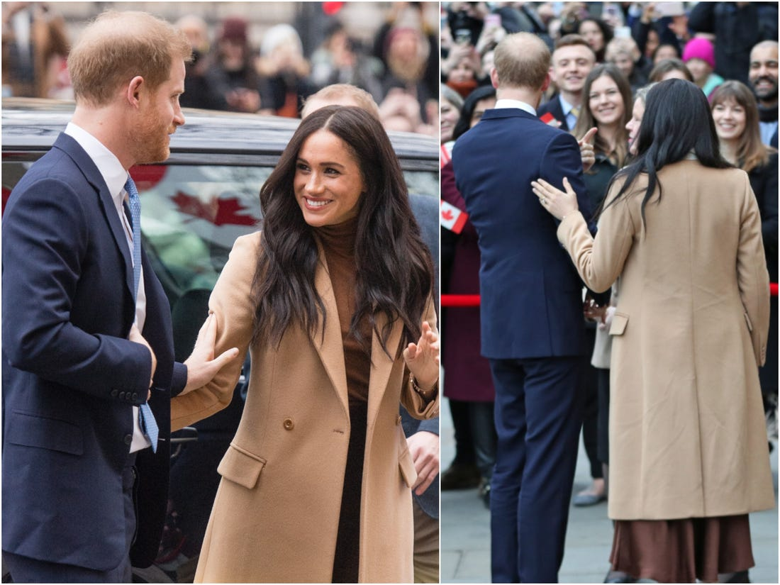Meghan Markle and Prince Harry Privately Visit Hubb Community Kitchen