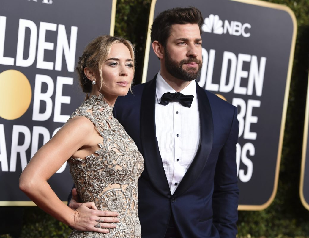 John Krasinski is Blamed By Chris and Emily For Neglecting Their Messages