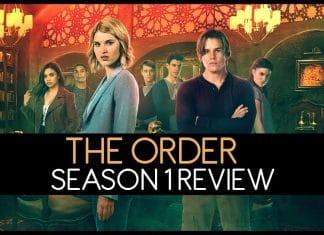 The Order Season 1