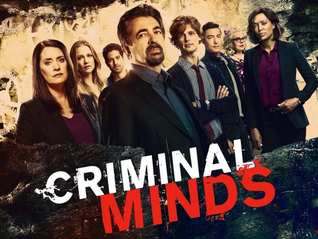 Criminal Minds Sarjaseuraaja