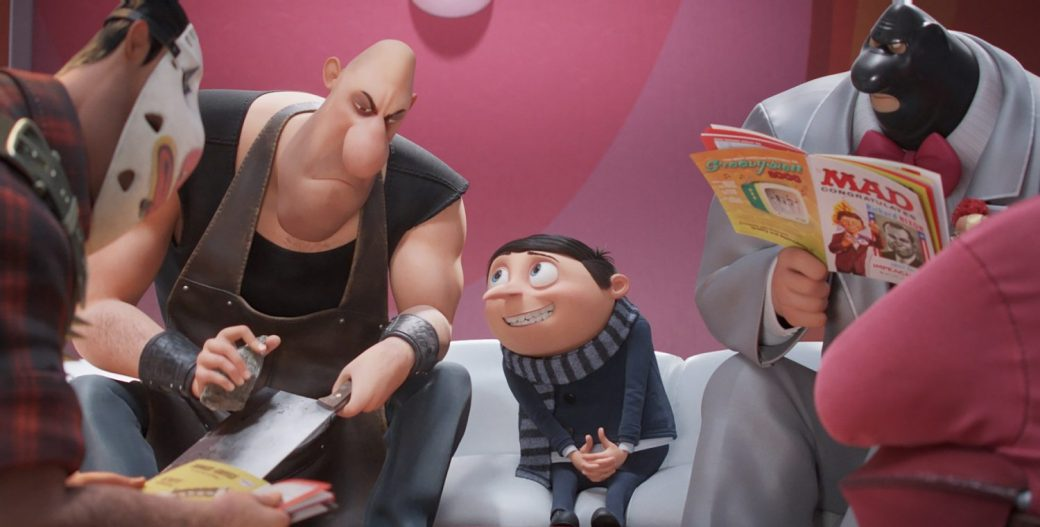 Minions - Rise Of Gru: The Prequel To Despicable Me Reveals Its First Trailer