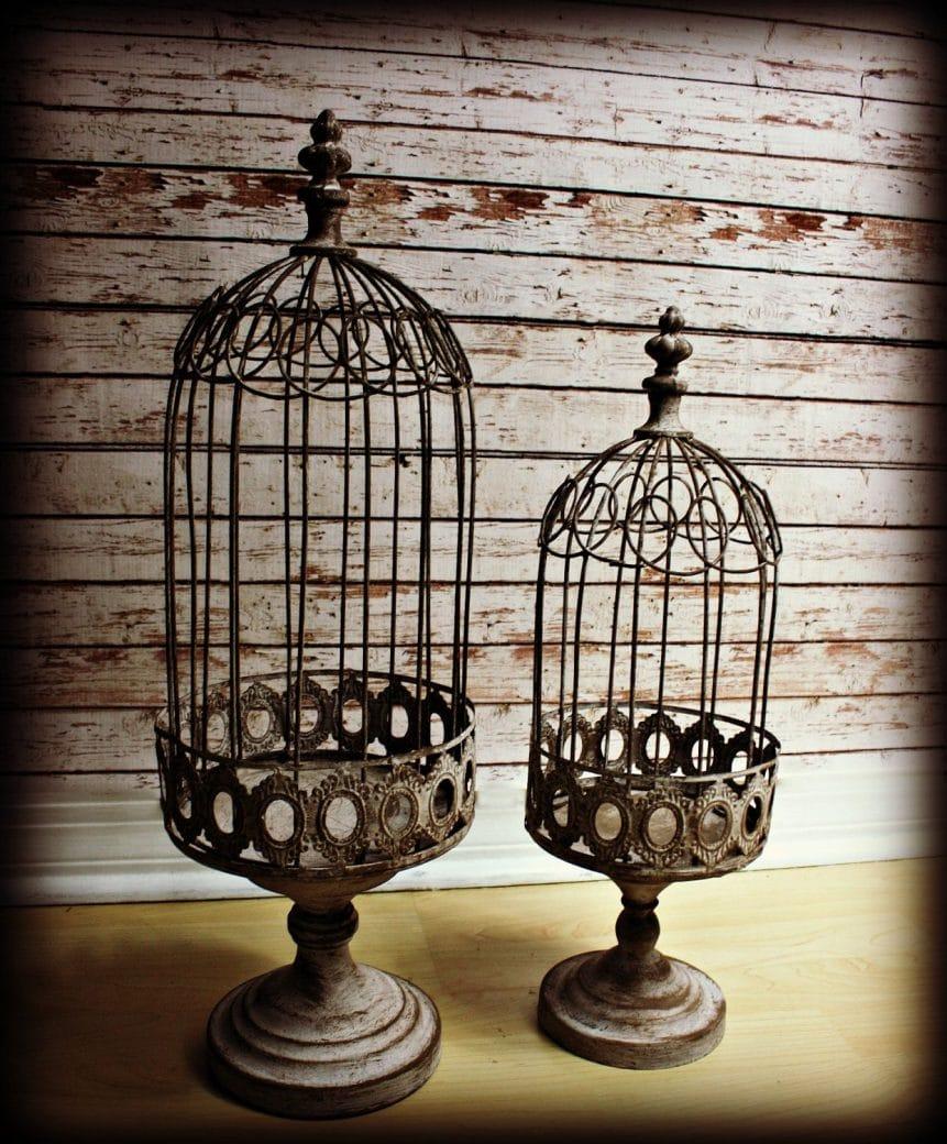 The Ornamental Birdcage, Huge