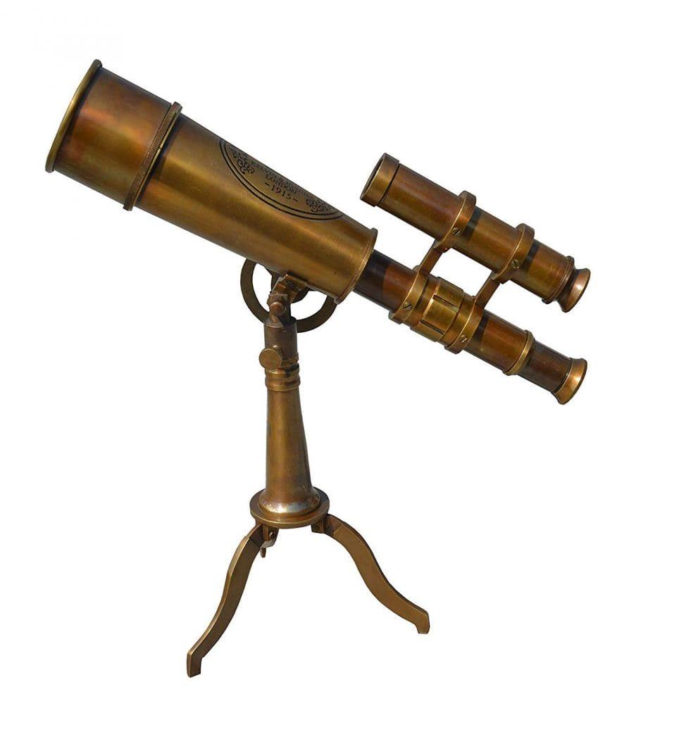 Antique Telescope