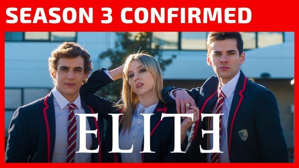 Elite Season 3 New Trailer Who Gets Murdered Release Date Cast