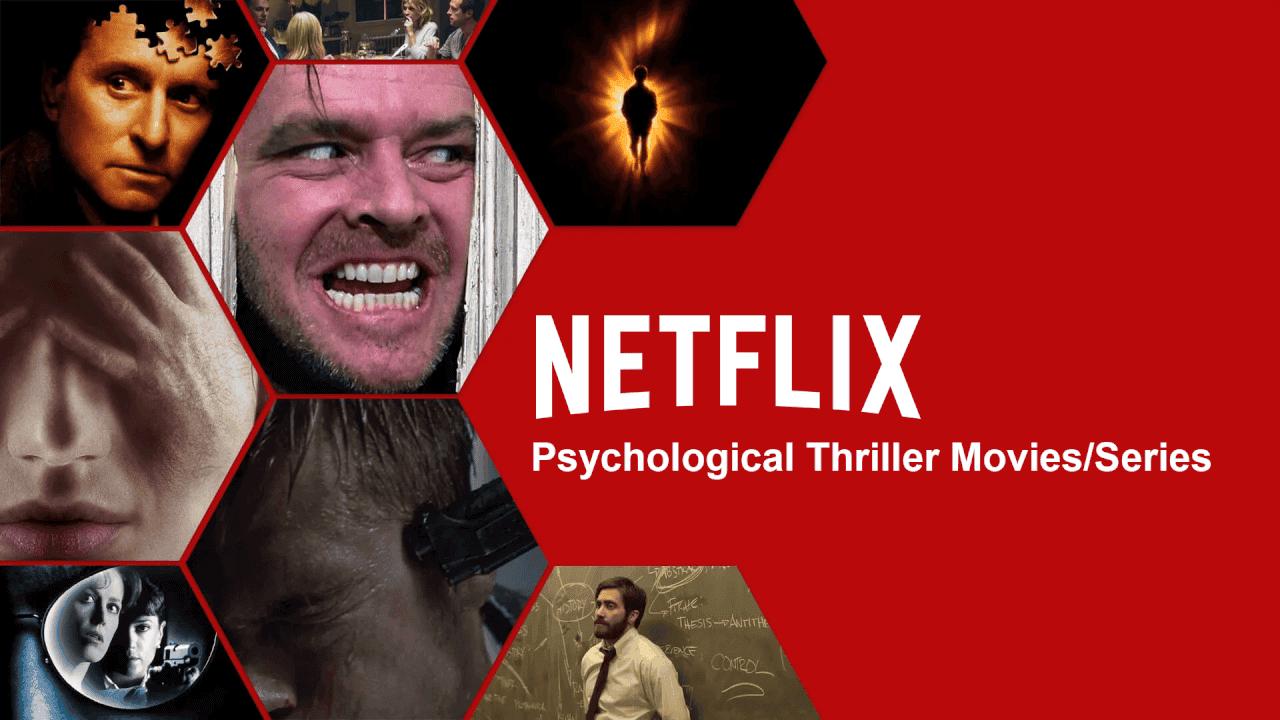 Netflix Psychothriller