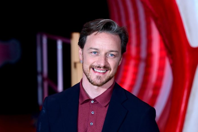 James McAvoy Boosts Masks4NHSHeroes Campaign With $342,500 Donation Amid COVID-19 Crisis