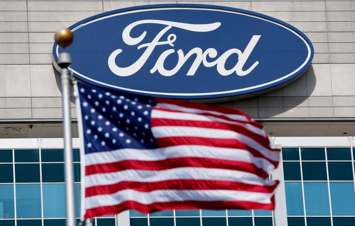 Ford now making face shields, respirators