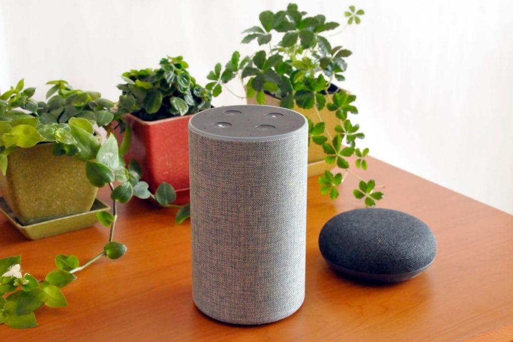 Alexa And Google Assistant