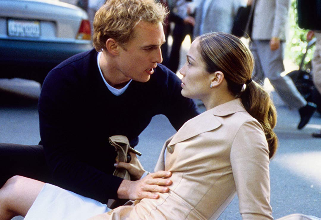 Mary And Steve In 'The Wedding Planner'
