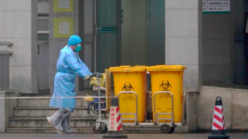 Pandemic In Russia