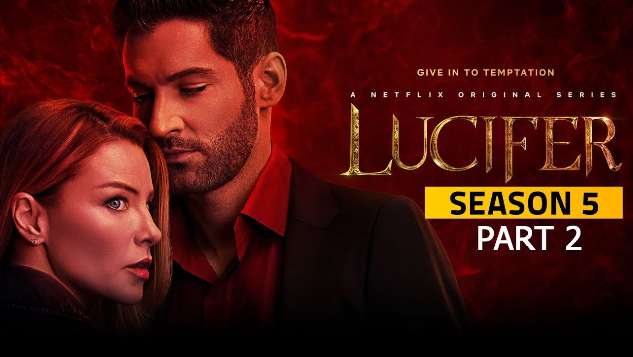 Lucifer Season 5 Part 2