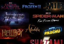 Top 10 International movies