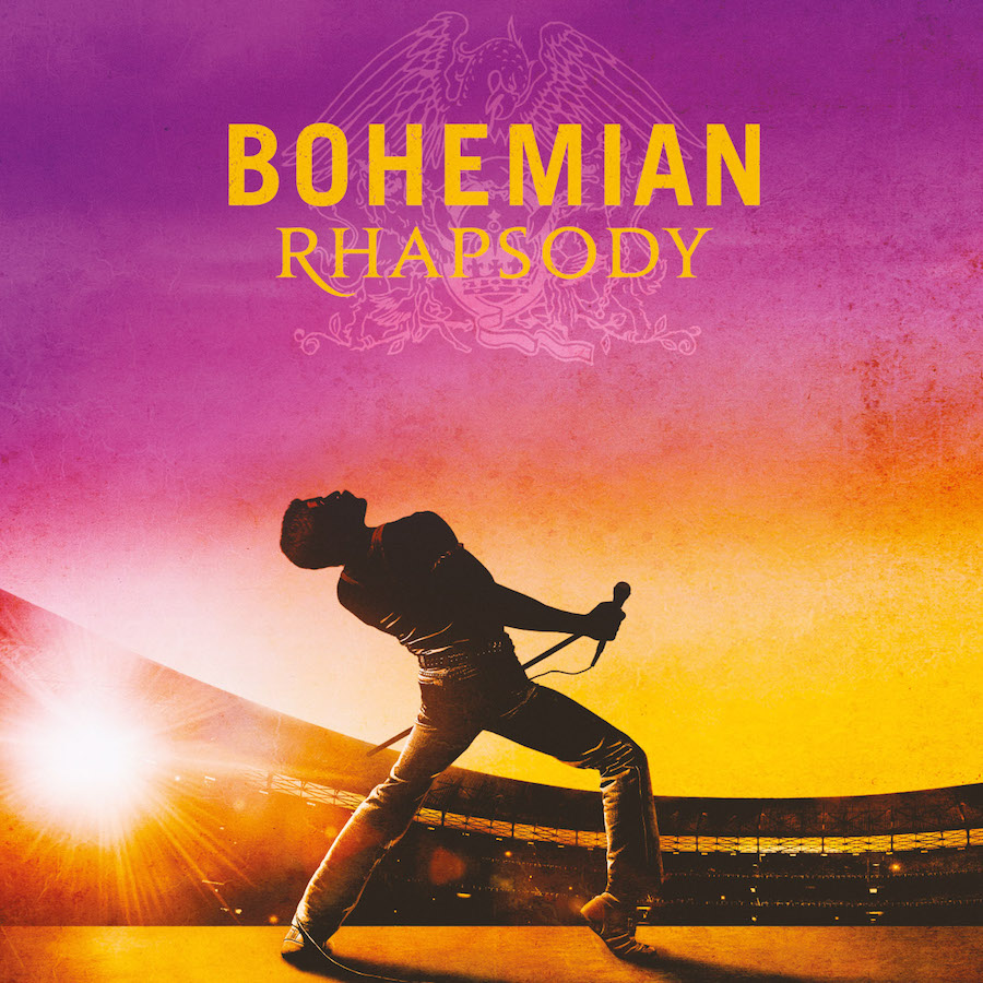 Queen comes into the picture with its soundtrack for Bohemian Rapsody. The sales for the album is 366,000.