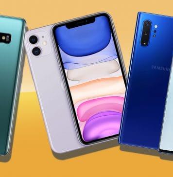 Top 10 Mobile Phones Under $1000
