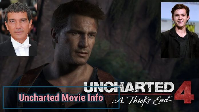 Uncharted The Video Game Based Movie Adds Antonio Banderas To The