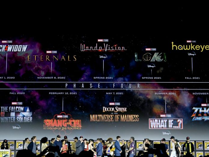 Marvel Phase 4: Every Movie, Show Involved In Phase 4, Detailed Character Guide