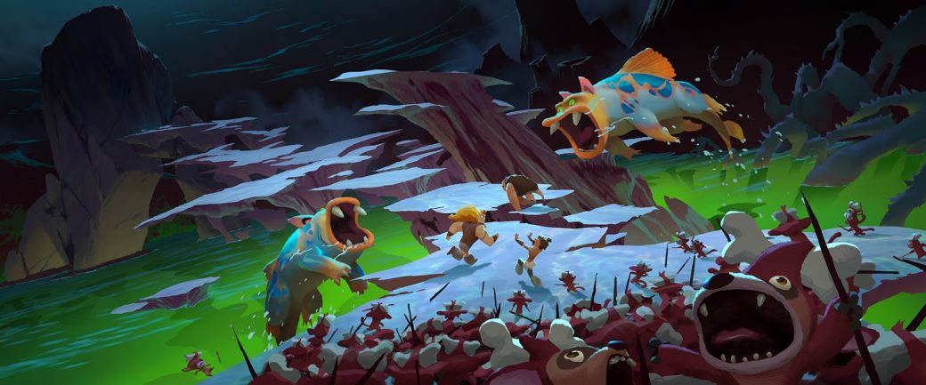 The Croods 2 Release Date Plot Cast Trailer And More