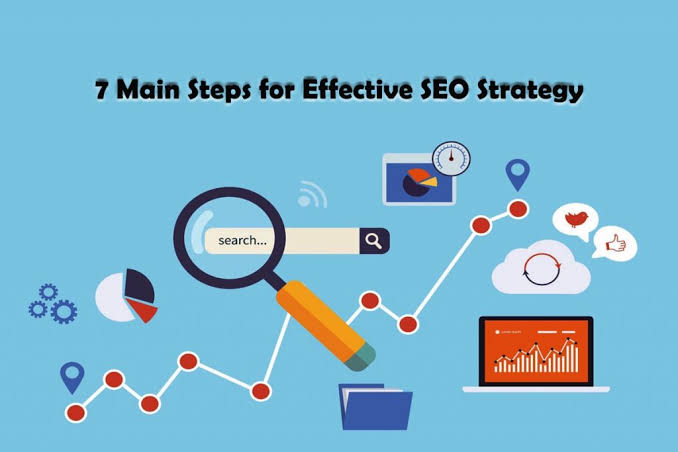 Effective Working Strategy of SEO