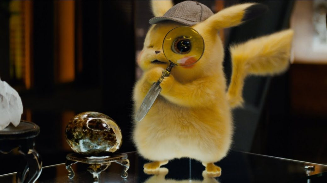 Detective Pikachu Video-Game