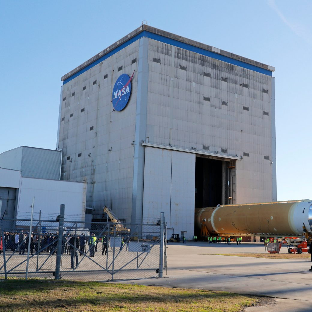 NASA And ESA