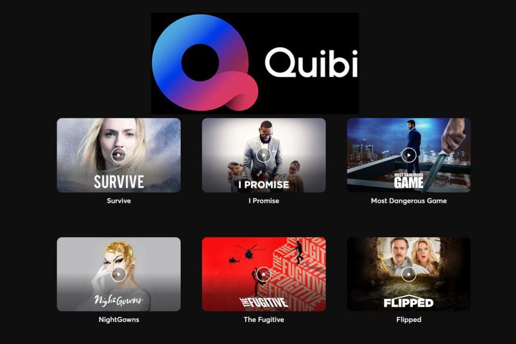 Quibi: The (Mostly) Mobile-Only Streaming Service, Doesn't Appear To Have Spectacular Response?