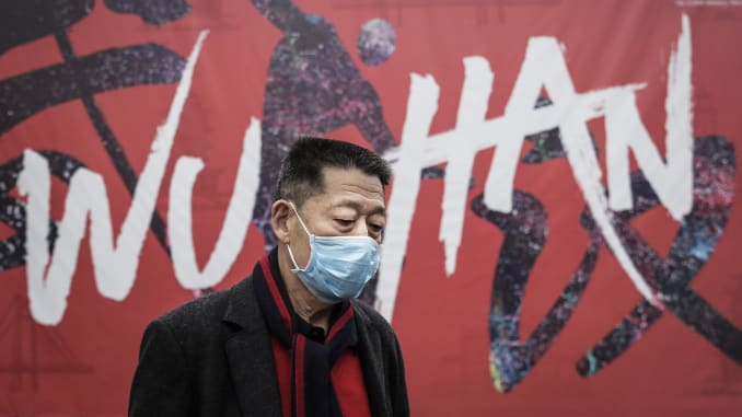 Coronavirus: Chinese city under lockdown after local outbreak