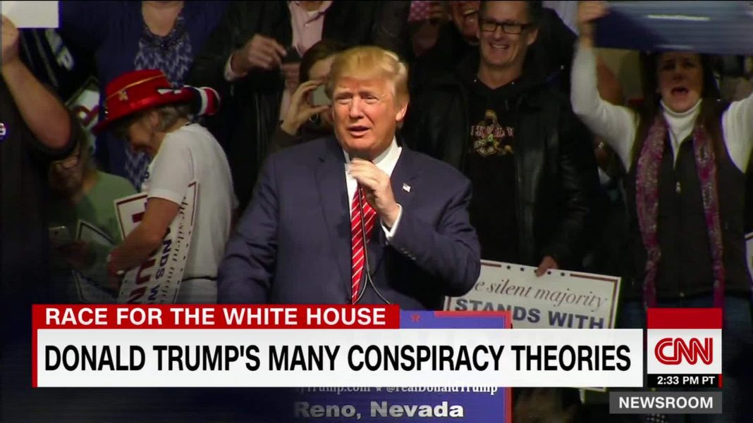 Trump's Conspiracy Theories