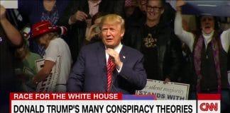 Trump's Conspiracy Theories