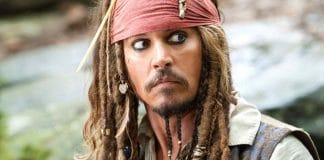 Johnny Depp's Pirates