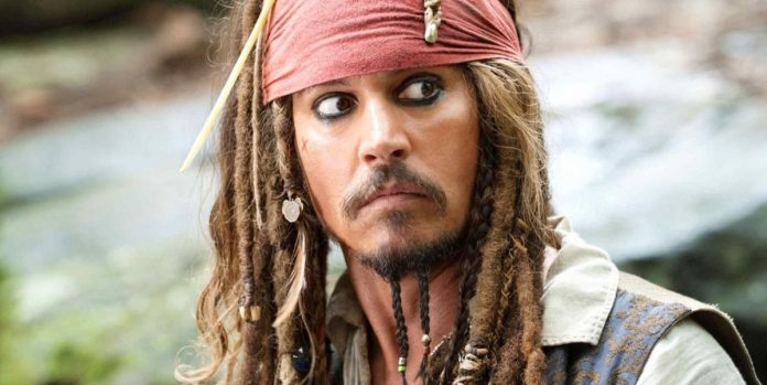 Johnny Depp's Pirates