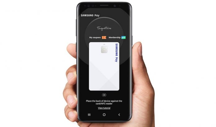 Samsung is planning to offer a debit card this summer
