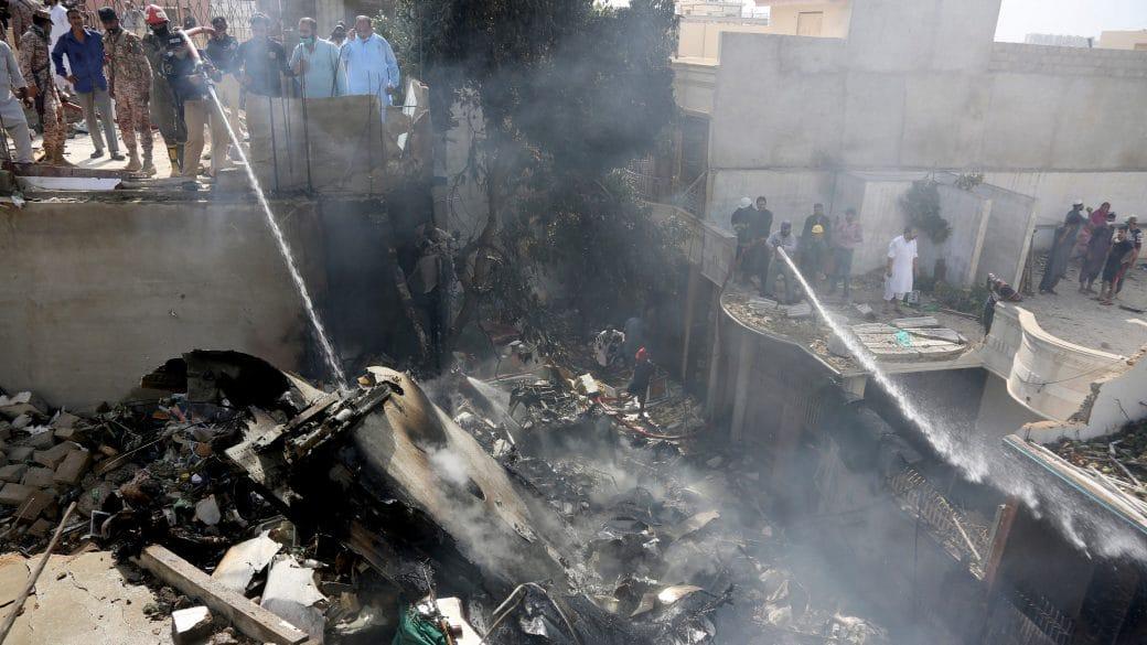 pakistan plane crash - photo #18