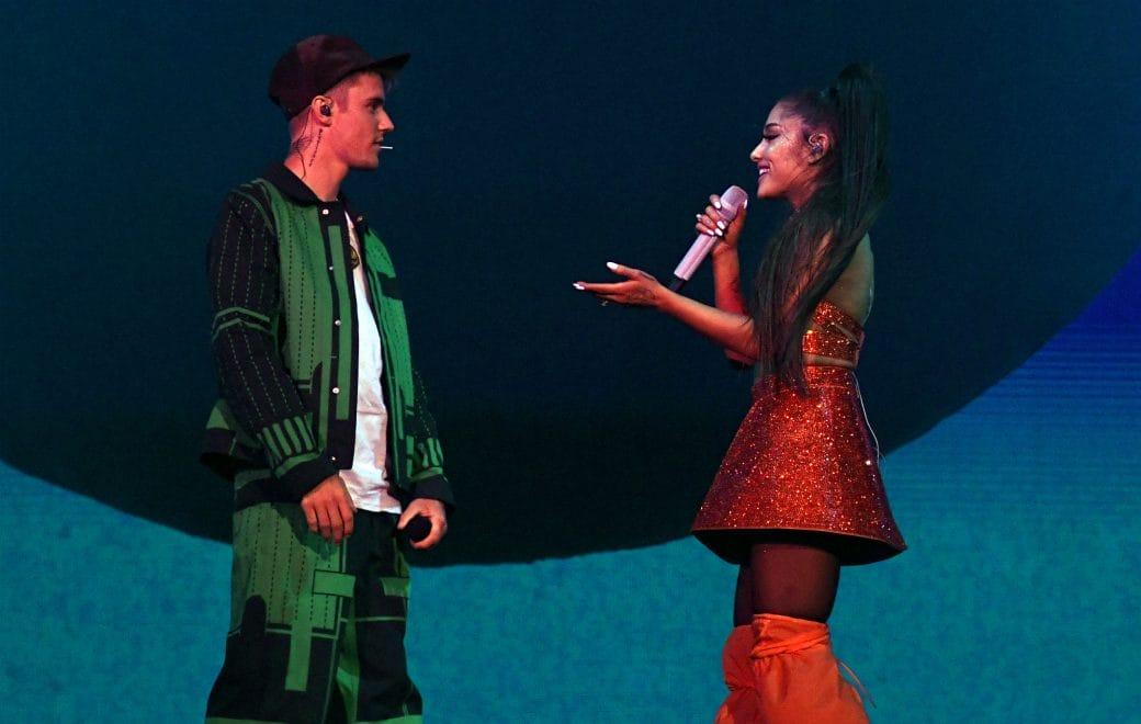 Justin Beiber & Ariana Grande