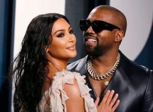 Kim Kardashian With Kanye On 'Make-Or-Break' Holiday